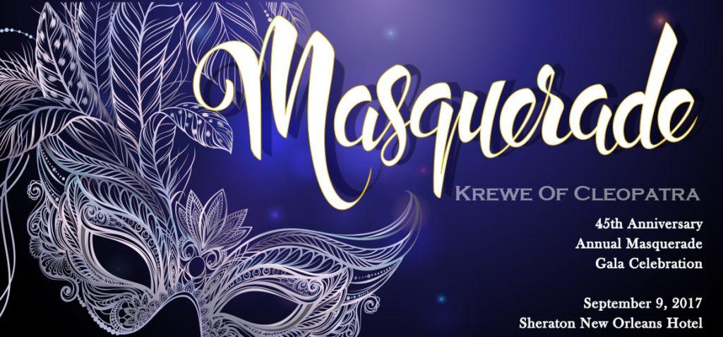 masquerade gala 45th anniversary retina 1024x477 CLEOPATRA PARADE   MARDI GRAS 2018