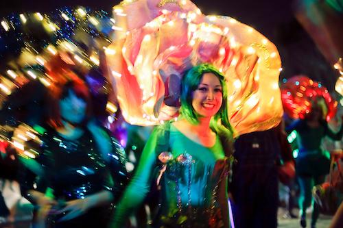 Mardi Gras 2014 02 Krewe of Cleopatra Mardi Gras Parade Route February 22, 2019