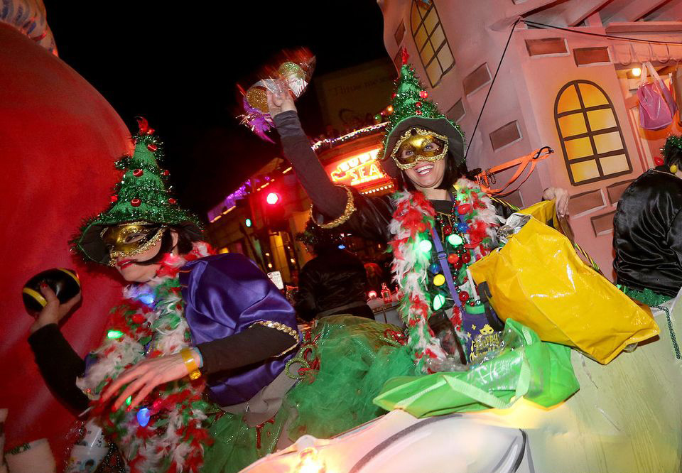 Mardi Gras Krewe Cleopatra New Orleans Parade 55 Krewe of Cleopatra Mardi Gras Parade Route February 2, 2018