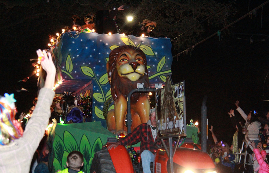 Mardi Gras Krewe Cleopatra New Orleans Parade 64 Krewe of Cleopatra Mardi Gras Parade Route February 2, 2018