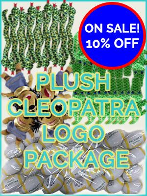 sale-CLEOPATRA-LOGO-PLUSH