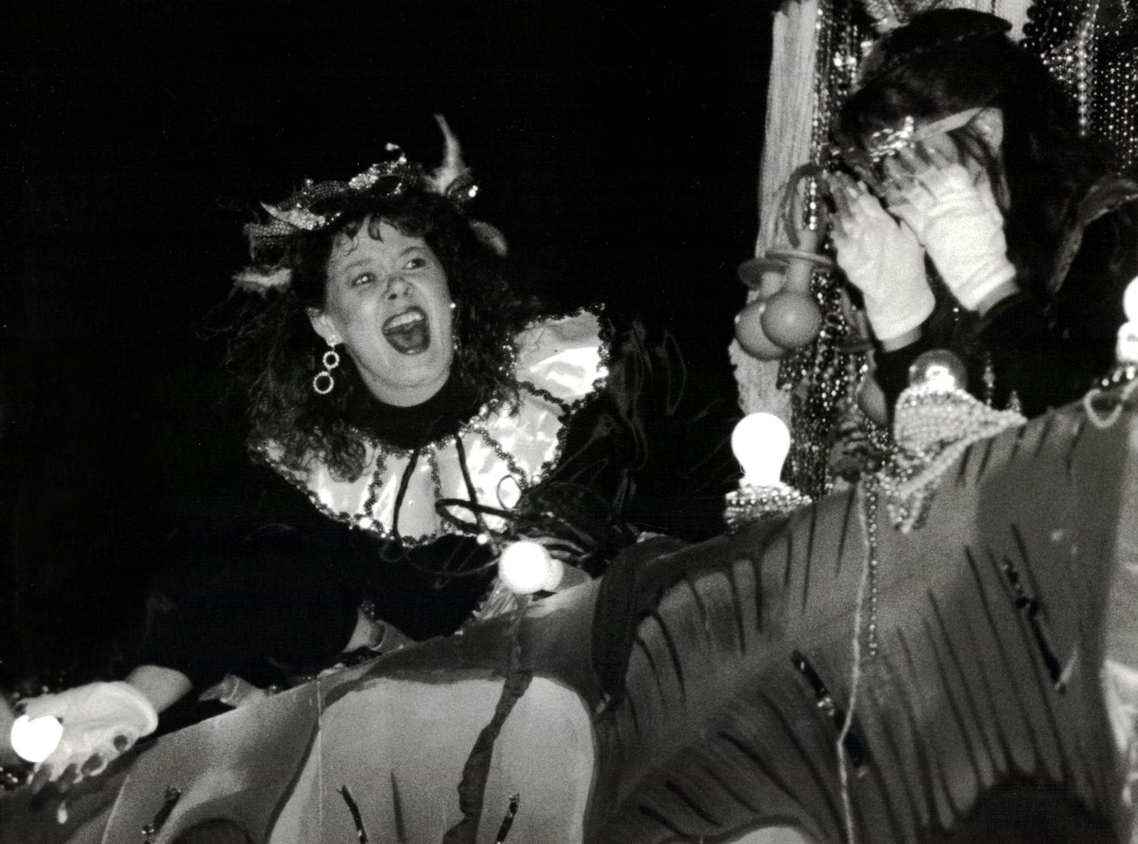 Krewe of Cleopatra Mardi Gras History 1994